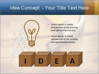 Hammer nails PowerPoint Templates - Slide 80