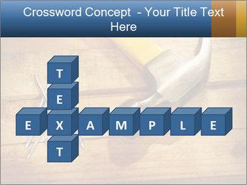 Hammer nails PowerPoint Templates - Slide 82