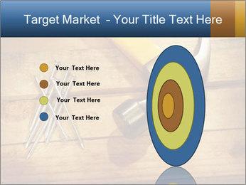 Hammer nails PowerPoint Templates - Slide 84