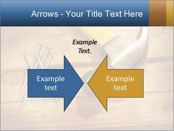 Hammer nails PowerPoint Templates - Slide 90