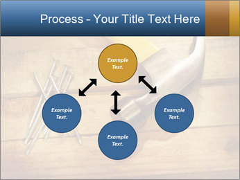 Hammer nails PowerPoint Template - Slide 91