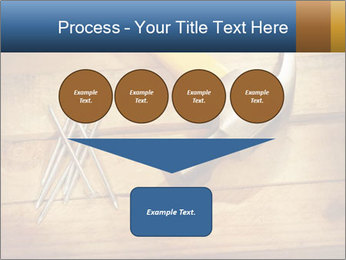 Hammer nails PowerPoint Template - Slide 93
