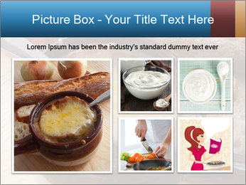 French onion soup PowerPoint Template - Slide 19