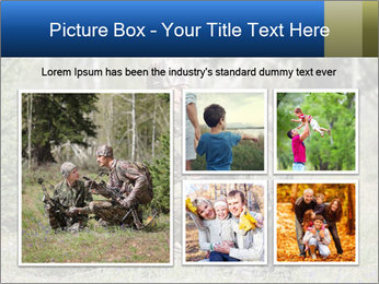Father and son PowerPoint Template - Slide 19