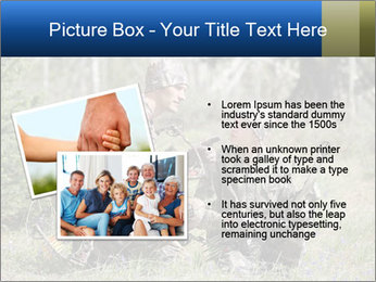 Father and son PowerPoint Template - Slide 20
