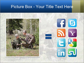 Father and son PowerPoint Template - Slide 21