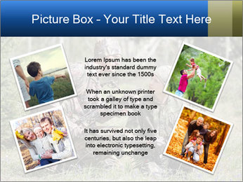 Father and son PowerPoint Template - Slide 24