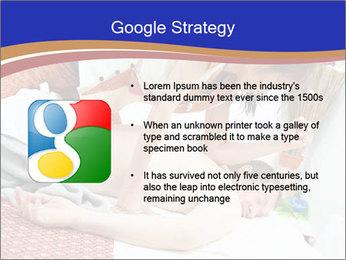Traditional thai massage PowerPoint Template - Slide 10