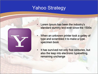 Traditional thai massage PowerPoint Template - Slide 11