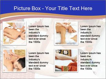 Traditional thai massage PowerPoint Template - Slide 14