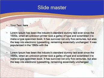 Traditional thai massage PowerPoint Template - Slide 2