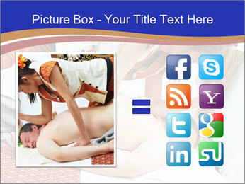 Traditional thai massage PowerPoint Template - Slide 21