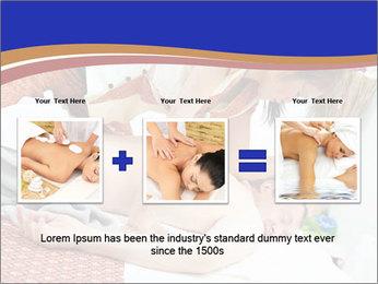 Traditional thai massage PowerPoint Template - Slide 22