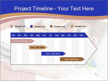 Traditional thai massage PowerPoint Template - Slide 25