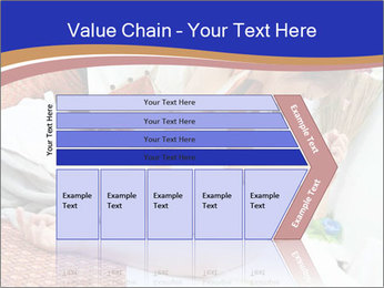 Traditional thai massage PowerPoint Template - Slide 27