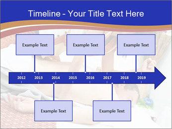 Traditional thai massage PowerPoint Template - Slide 28