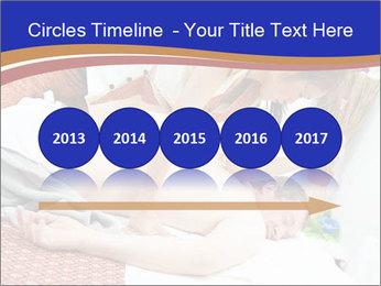 Traditional thai massage PowerPoint Template - Slide 29