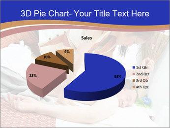 Traditional thai massage PowerPoint Template - Slide 35