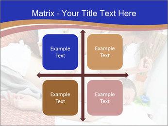 Traditional thai massage PowerPoint Template - Slide 37
