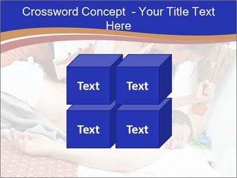Traditional thai massage PowerPoint Template - Slide 39