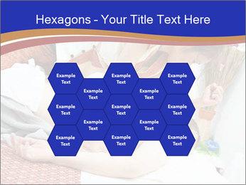 Traditional thai massage PowerPoint Template - Slide 44