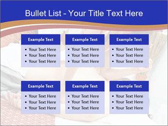 Traditional thai massage PowerPoint Template - Slide 56