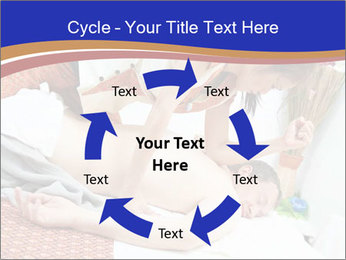 Traditional thai massage PowerPoint Template - Slide 62
