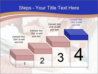 Traditional thai massage PowerPoint Template - Slide 64