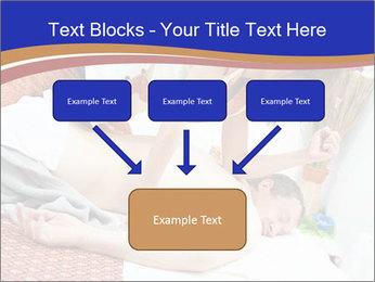 Traditional thai massage PowerPoint Template - Slide 70