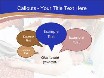 Traditional thai massage PowerPoint Template - Slide 73