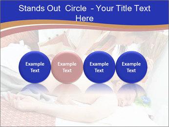 Traditional thai massage PowerPoint Template - Slide 76