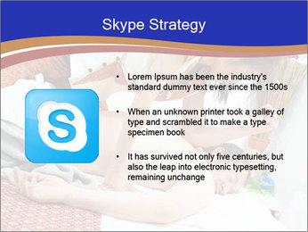 Traditional thai massage PowerPoint Template - Slide 8