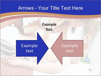 Traditional thai massage PowerPoint Template - Slide 90