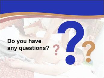 Traditional thai massage PowerPoint Template - Slide 96