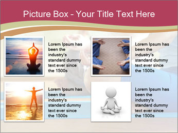 Masculine arms PowerPoint Templates - Slide 14