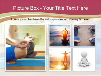 Masculine arms PowerPoint Templates - Slide 19