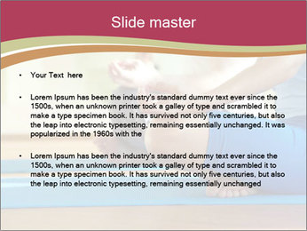 Masculine arms PowerPoint Templates - Slide 2