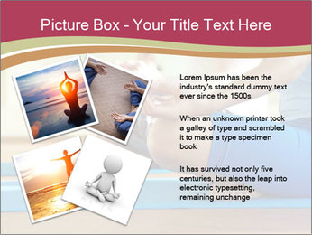 Masculine arms PowerPoint Templates - Slide 23