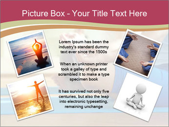 Masculine arms PowerPoint Template - Slide 24
