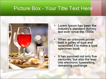 Empty glasses set PowerPoint Templates - Slide 13
