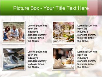 Empty glasses set PowerPoint Templates - Slide 14