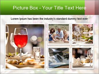 Empty glasses set PowerPoint Templates - Slide 19
