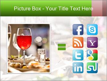 Empty glasses set PowerPoint Templates - Slide 21