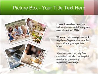 Empty glasses set PowerPoint Templates - Slide 23