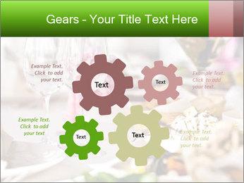 Empty glasses set PowerPoint Templates - Slide 47