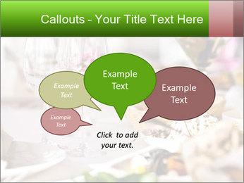 Empty glasses set PowerPoint Templates - Slide 73