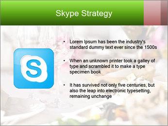 Empty glasses set PowerPoint Templates - Slide 8