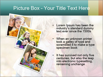 Happy smiling family PowerPoint Template - Slide 17