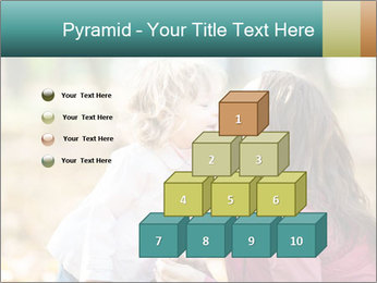 Happy smiling family PowerPoint Template - Slide 31