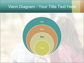 Happy smiling family PowerPoint Template - Slide 34